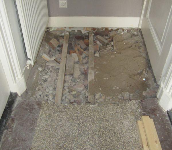 Granito vloer renoveren